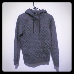Marmot quilted hoodie